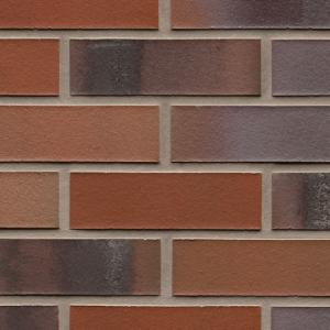 Клинкерные термопанели Feldhaus Klinker R560 carbona carmesi colori