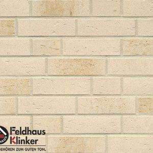 Клинкерные термопанели Feldhaus Klinker R757 vascu perla linara