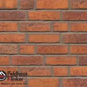 Клинкерные термопанели Feldhaus Klinker R767 vascu terracotta locata