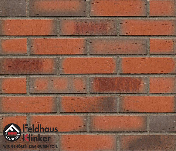 Клинкерные термопанели Feldhaus Klinker R768 vascu terreno venito