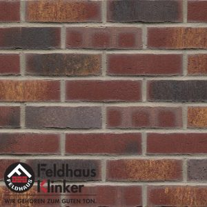 Клинкерные термопанели Feldhaus Klinker R769 vascu cerasi legoro