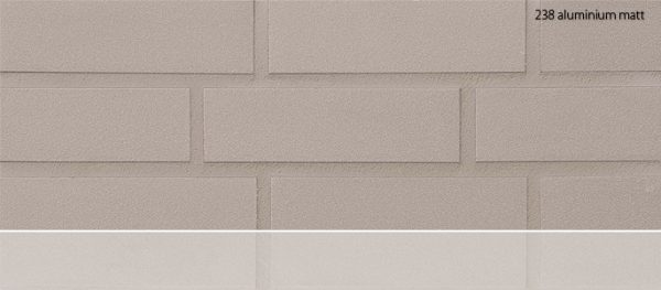 Stroeher 238 aluminium matt