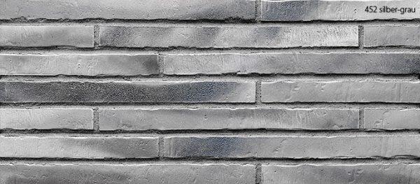 Stroeher 452 silber-grau