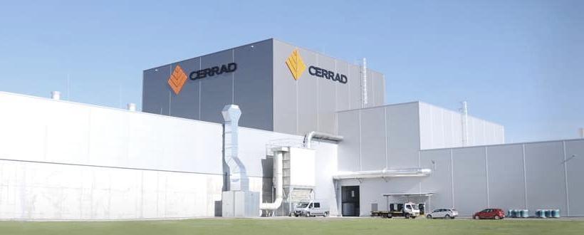 Cerrad - завод клинкерной плитки