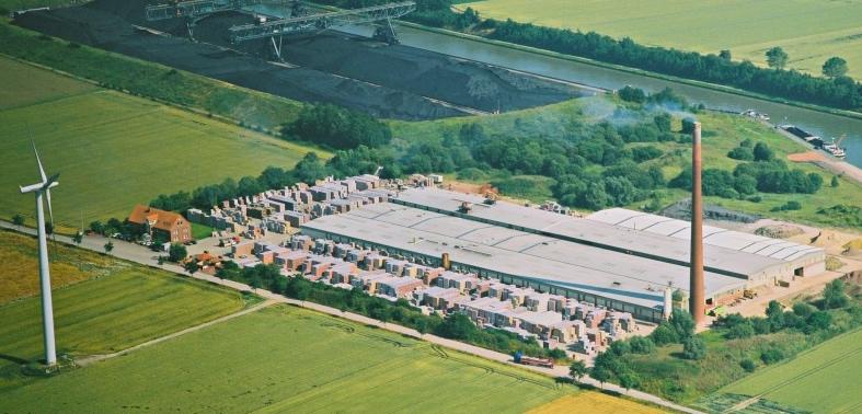 crh - завод клинкерной плитки