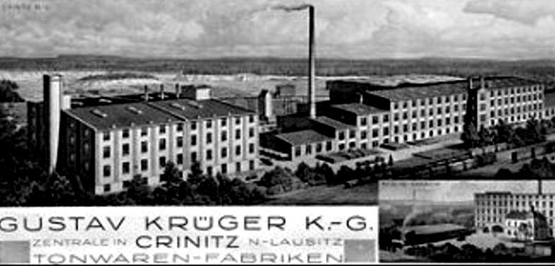 crinitz - завод клинкерной плитки