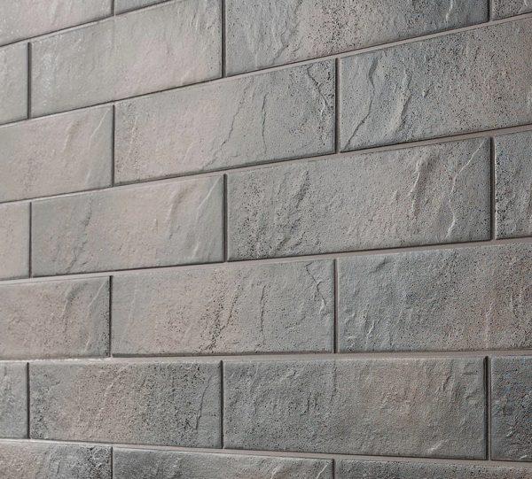 Клинкерные термопанели Paradyz Semir Grafit