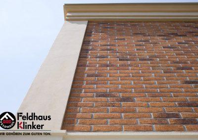 Фотография объекта с клинкерной плиткой Feldhaus Klinker цвет 665 (3)