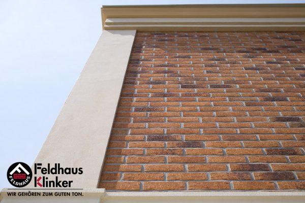 Клинкерные термопанели Feldhaus Klinker R665 sintra sabioso binaro