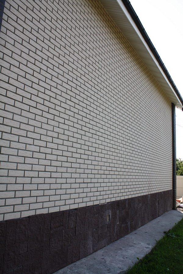 Клинкерные термопанели Feldhaus Klinker R116 perla mana