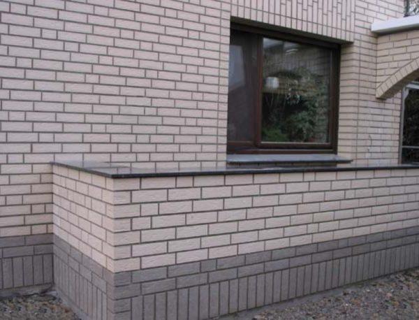 Клинкерные термопанели Feldhaus Klinker 140 perla senso