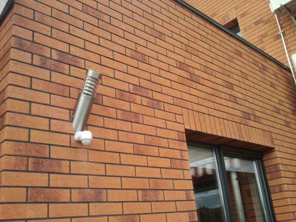 Клинкерные термопанели Feldhaus Klinker R228 terracota rustico carbo
