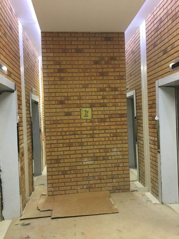 Клинкерные термопанели Feldhaus Klinker R268 Nolani