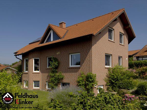 Feldhaus Klinker R435NF9 carmesi mana