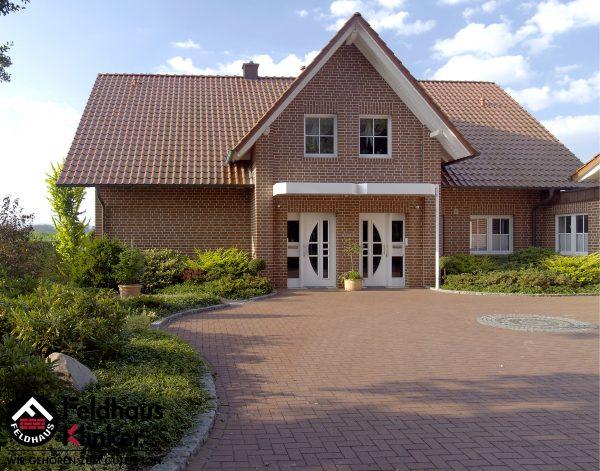 Термопанели Feldhaus Klinker 440 carmesi senso