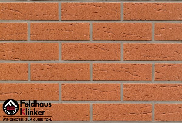 Feldhaus Klinker R227 terracotta rustico