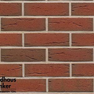 Клинкерные термопанели Feldhaus Klinker 307 ardor rustico