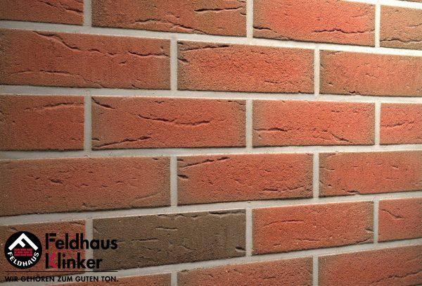 Клинкерные термопанели Feldhaus Klinker R307 ardor rustico