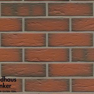 Клинкерные термопанели Feldhaus Klinker R343 ardor senso