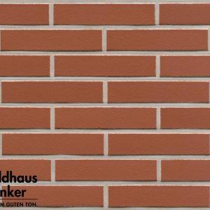 Feldhaus Klinker R400NF9 carmesi liso