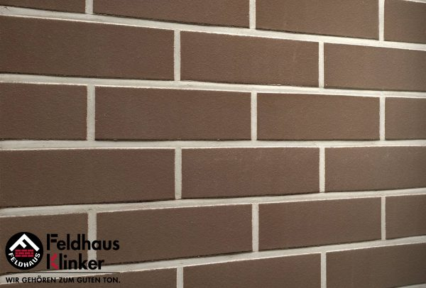 Клинкерные термопанели Feldhaus Klinker R500 geo liso