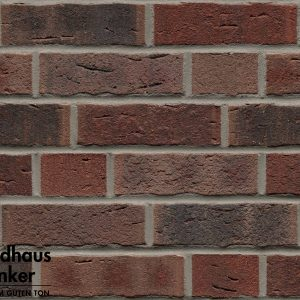 Клинкерные термопанели Feldhaus Klinker 663 sintra cerasi nelino