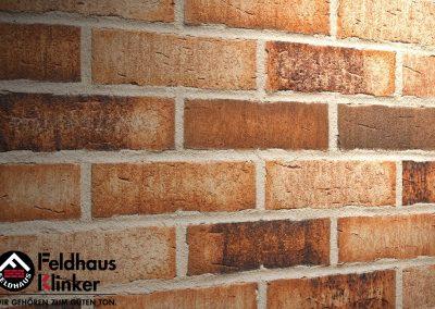 R665 Клинкерная плитка Feldhaus Klinker вид 1