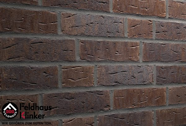 Клинкерные термопанели Feldhaus Klinker R669 sintra geo nelino