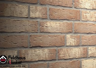 R677 Клинкерная плитка Feldhaus Klinker вид 1