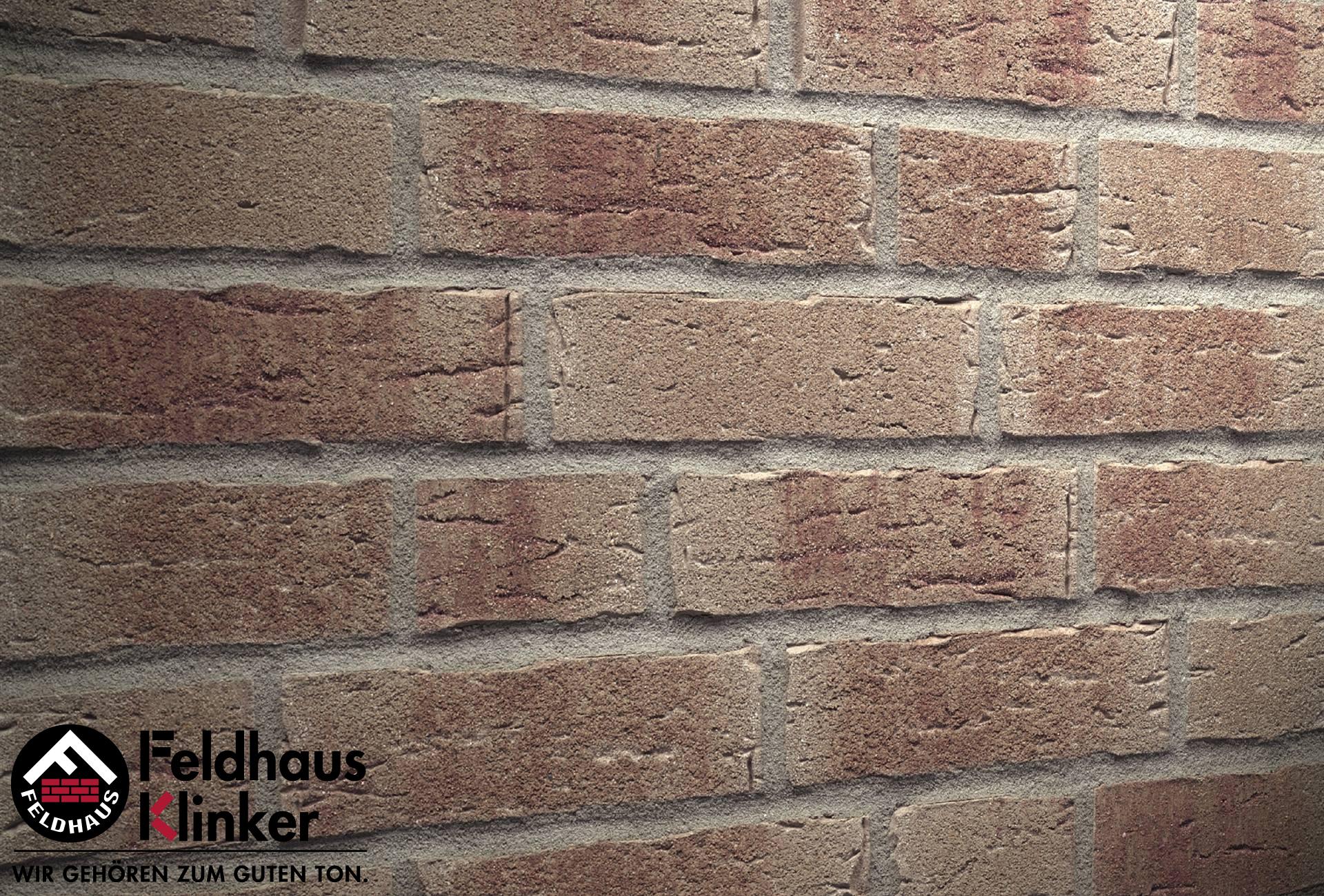 R678 Клинкерная плитка Feldhaus Klinker вид 1
