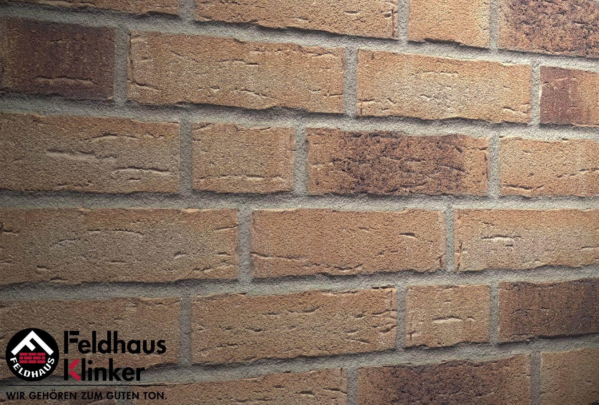 R679 Клинкерная плитка Feldhaus Klinker вид 1