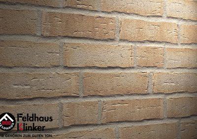 R681 Клинкерная плитка Feldhaus Klinker вид 1