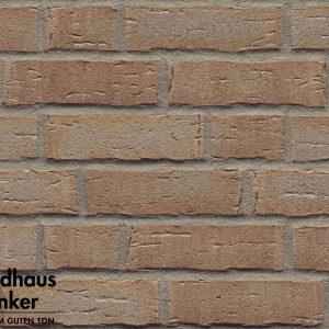 Клинкерные термопанели Feldhaus Klinker 681 sintra terracotta bario