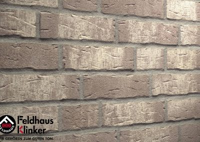 R682 Клинкерная плитка Feldhaus Klinker вид 1