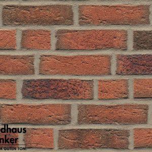 Клинкерные термопанели Feldhaus Klinker 687 sintra terracotta linguro