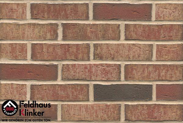 Клинкерные термопанели Feldhaus Klinker R690 sintra ardor blanca