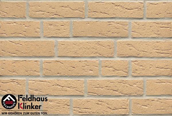 Клинкерные термопанели Feldhaus Klinker R692 sintra crema