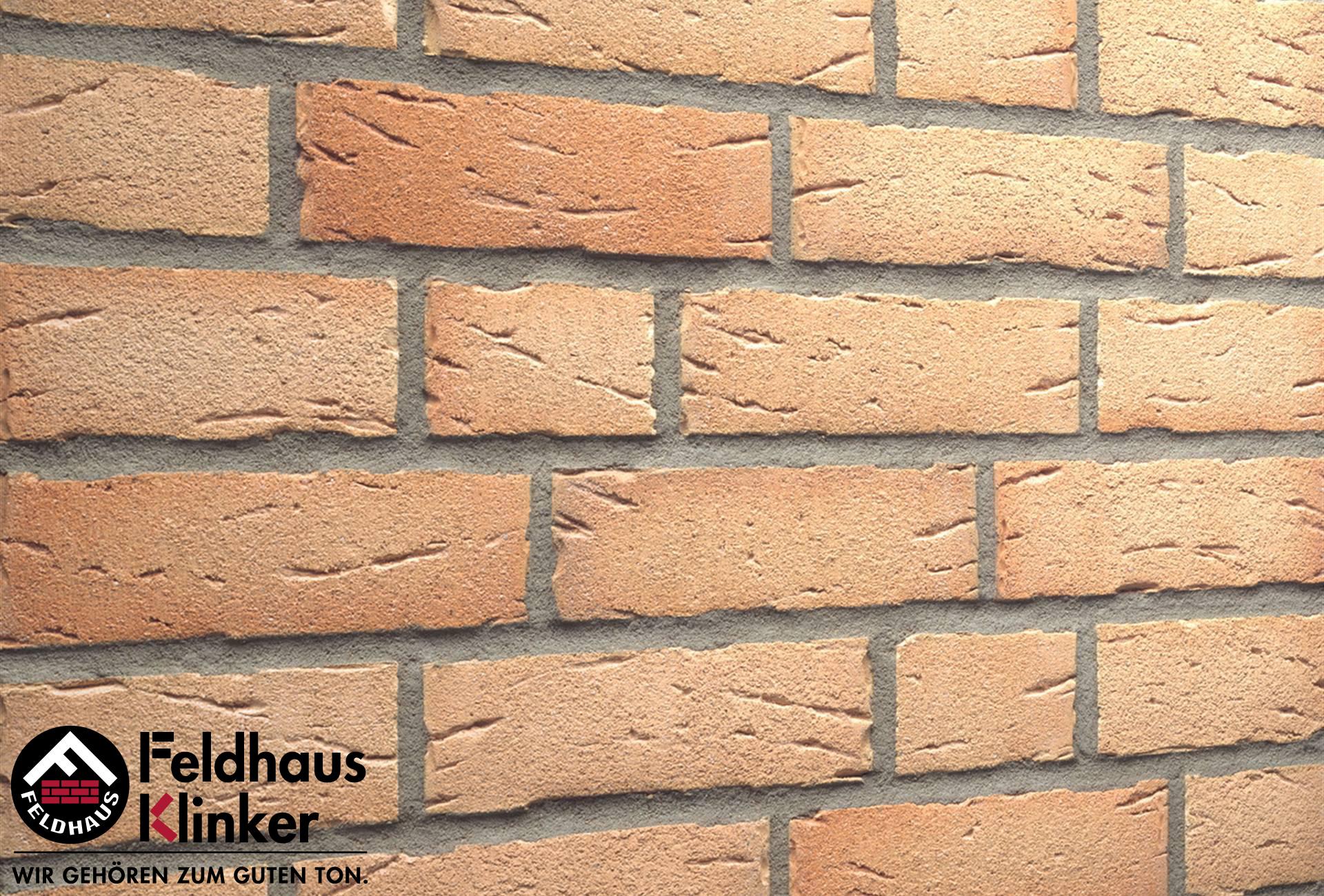 R696 Клинкерная плитка Feldhaus Klinker вид 1