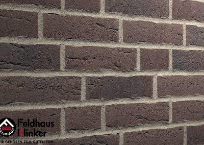 R697 Клинкерная плитка Feldhaus Klinker вид 1