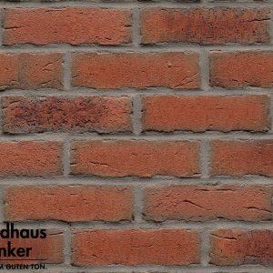 Клинкерные термопанели Feldhaus Klinker R698 sintra terracotta bario
