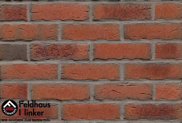 Термопанели Feldhaus Klinker 698 sintra terracotta bario