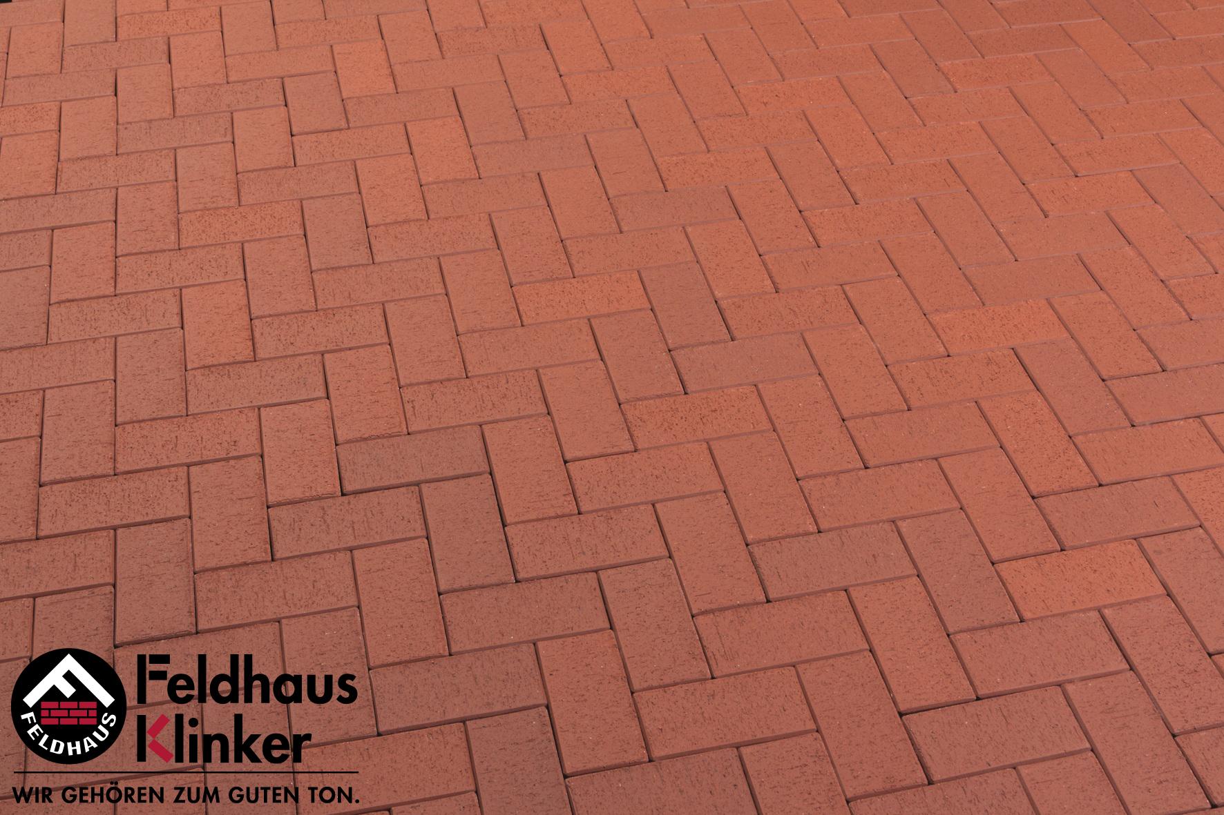 P402 Тротуарная плитка Feldhaus Klinker 16