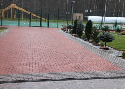 P402 Тротуарная плитка Feldhaus Klinker 4