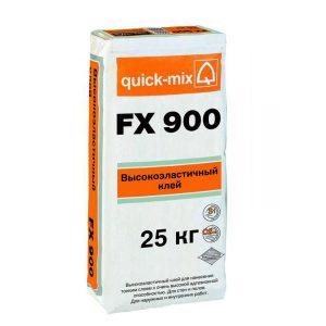 FX 900 высокоэластичный клей для клинкера quick-mix