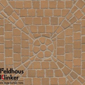 Мозаика Feldhaus Klinker M203DF areno trigo