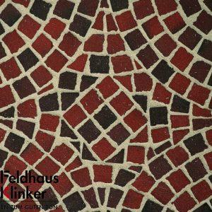 Мозаика Feldhaus Klinker M403DF gala flamea