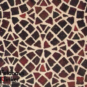 Мозаика Feldhaus Klinker M409DF gala ferrum