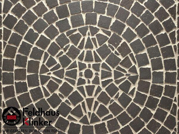 Мозаика Feldhaus Klinker M609DF umbra ferrum