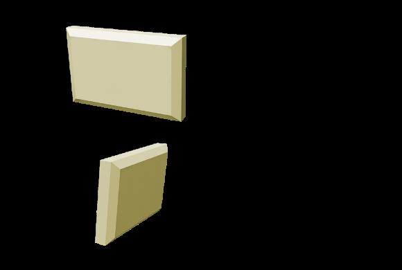 Рустовый камень Schlutte RK01