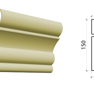 Молдинг Schlutte MF-153